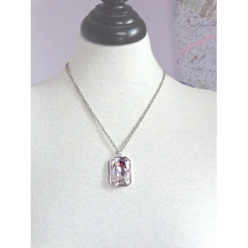 artfire shop ext art pendant ab crystal on swarovski product crystalsbythepiece de crysta large view